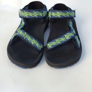 Teva Sandals S/N 6294 Sz. 5 USA, 4 in UK